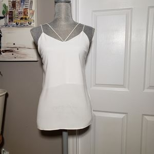 C/MEO COLLECTIVE tank blouse